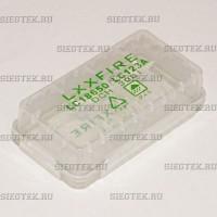 Герметичный контейнер для хранения аккумуляторов 18650 и батареек CR123A (поликарбонат)