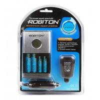 Интеллектуальное зарядное устройство Robiton Smart Display M1 Ni-MH и Ni-Cd