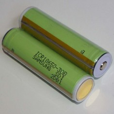 Защищенный Li-Ion аккумулятор Samsung ICR18650-30B 3000mAh - 1шт.