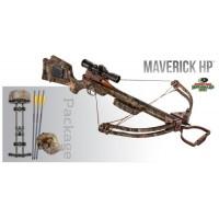 Блочный охотничий арбалет TenPoint Maverick HP