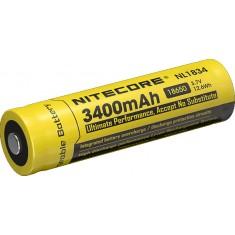 Nitecore NL1834 Li-ion18650 3.6v 3400mah