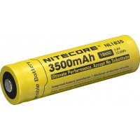 Nitecore NL1835 Li-ion18650 3.6v 3500mah