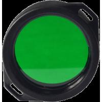 Зеленый светофильтр Armytek AF-39 для: Olight M21/M22, Armytek Predator/Viking