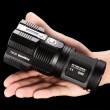 Мощный фонарь Nitecore TM26