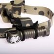 Налобный фонарь Zebralight H600W Mk III (теплый свет)