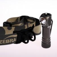 Налобный фонарь Zebralight H52w (теплый свет)