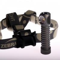 Налобный фонарь Zebralight H602W (теплый равномерный свет)