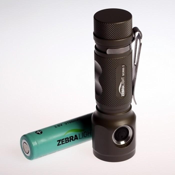 ... фонарь Zebralight SC600w Mk II L2 (теплый свет