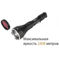 Дальнобойный поисковый лазерный фонарь Acebeam W30