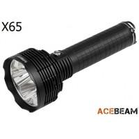 Мощный поисковый фонарь Acebeam X65
