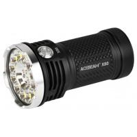Мощный поисковый фонарь Acebeam X80-CRI