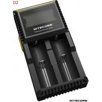 Зарядное устройтсво Nitecore D2 Digicharger