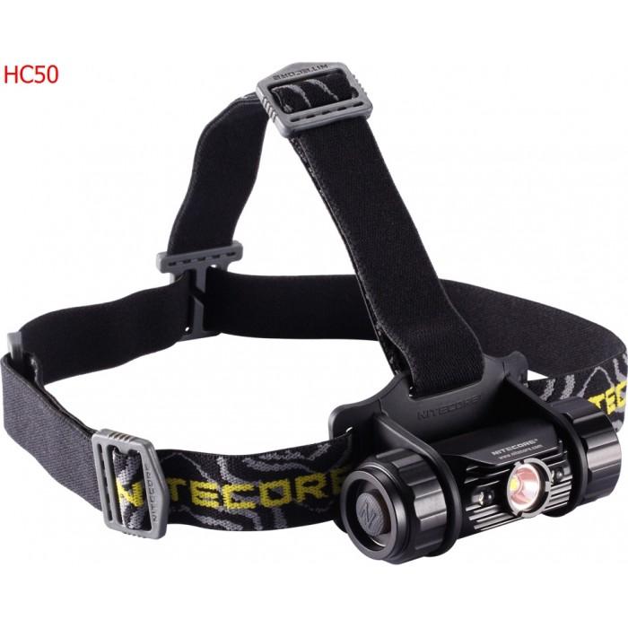 Купить Налобный фонарь Nitecore HC50 в интернет-магазине ...