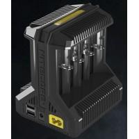 Интеллектуальное зарядное устройство Nitecore Intellicharge i8