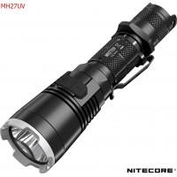 Тактический фонарь Nitecore MH27UV