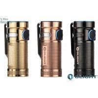 Olight S mini Cu Copper Limited Edition