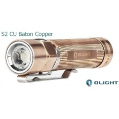Olight S2 CU Baton Cooper