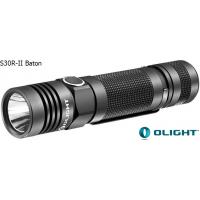 Карманный EDC фонарь Olight S30R III Baton