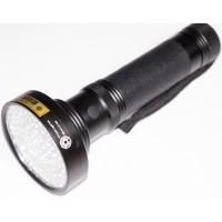 Ультрафиолетовый фонарь 100 светодиодов