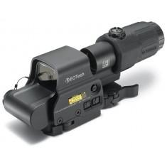 EOTech HHS I (комплект из магнифера G33.STS и прицела EXPS3-4)