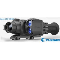 Тепловизионный прицел Pulsar Apex LRF XD50